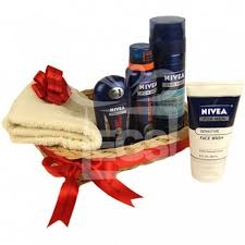 nivea toiletry gift her send gift