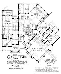 grist mill bungalow house plan 07462