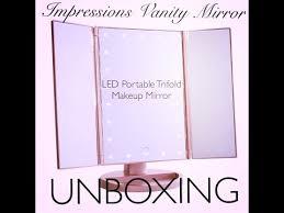 impressions vanity makeup mirror