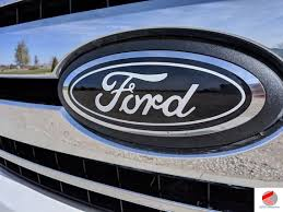 Ford Escape 2017 2020 Emblem Overlay Badge Decal Grille Etsy