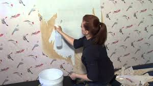 tips on removing wallpaper paste you