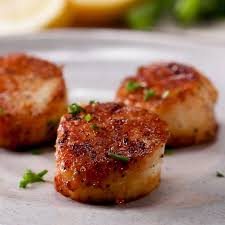 Seared Scallops Recipe by Tasty
