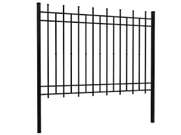Decorative Metal Fencing Panels And Posts Fence Online Uk