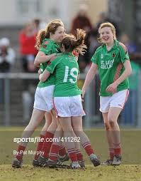 Presentation College, Tuam v St Leo's, Carlow - All-Ireland Ladies Football  Senior A Semi-Final - 411262 - Sportsfile