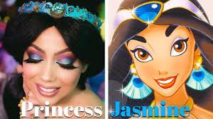 disney princess makeup tutorials