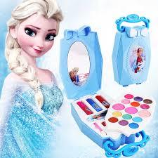 snow princess elsa anna beauty makeup