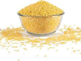 yellow high nutrition toor dal at