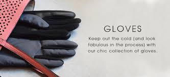 women s gloves isotoner