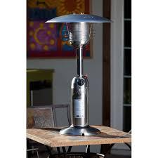 btu propane tabletop patio heater