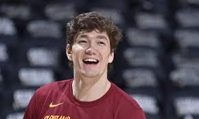 Cedi Osman on meeting LeBron after shot: 'I knew that's going in'