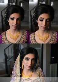 costa mesa hilton indian wedding makeup