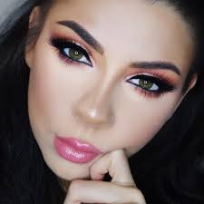 59 gorgeous makeup looks for dark