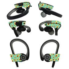 Vision Graphic Mightyskins Skin For Beatsx Wireless Headphones Seafoam Avocados Protective Durable And Unique Vinyl Decal Wrap Cover Easy To Apply Remove And Change Styles Made In The Usa Rakuten Com