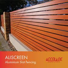 Accolade Screens On Twitter Installing An Ali Screen Aluminium Slat Fencing System Provides A Secure Perimeter To Your Home Privacy And Adds Value Our Aluminium Slats Can Also Be Added To Existing