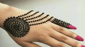 mehndi design new fashion 2019