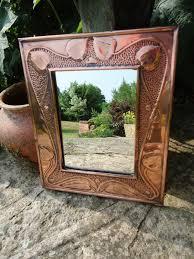 small arts crafts copper cornish