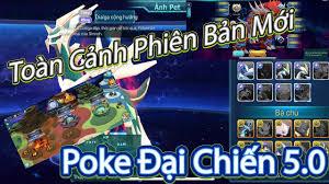 Tải game Bậc Thầy Huấn Luyện Poke đại chiến 5.0 - Pokemon Master ...