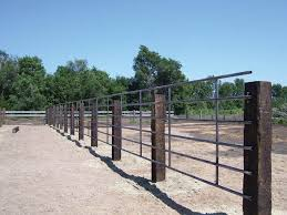 Common Sense Mfg 20 Continuous Fence In 2020 Cattle Panel Fence Dog Fence Cattle Panels