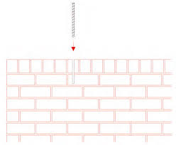 Stud Fixing For Trellis And Slatted Fence Panels