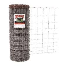 Red Brand Monarch 47 In H X 330 Ft L Steel Field Fence Silver Ace Hardware