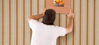 hang a picture frame without a stud