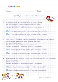 two step equations worksheets for grade