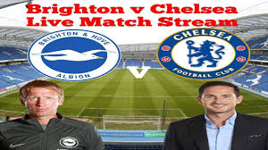 Brighton v Chelsea Live Match Stream - YouTube