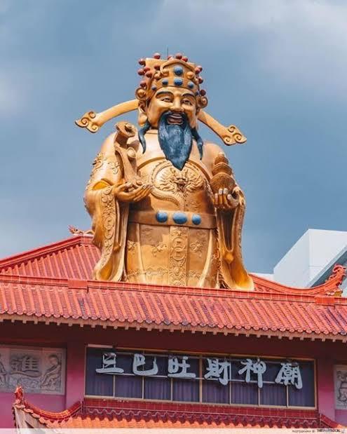 """ผลการค้นหารูปภาพสำหรับ Sembawang God of Wealth Temple"""""""