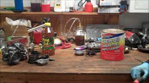 carb cleaning pinesol vs berryman chem