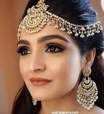 simple bridal makeup wedding