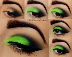 cute easy eye makeup ideas cat eye makeup