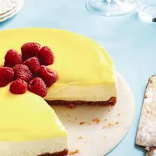 no bake lemon mascarpone cheesecake