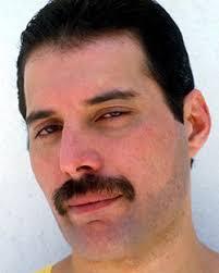 fred mercury mustache theatrical