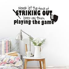 41 Off 2020 Dsu Creative Quote Wall Sticker For Home Decoration In Black Dresslily