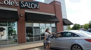 ping at cole s salon eagan station