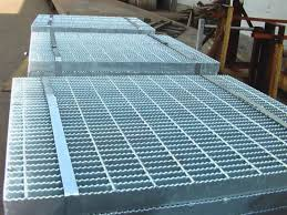 china galvanised metal bar grating for