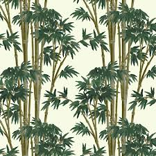 bambusa wallpaper antique white