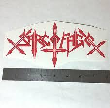 Behemoth Vinyl Decal Car Window Laptop Speaker Death Metal Band Logo Sticker Home Decor Fibsol Com