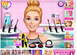 6 best barbie dress up fashion games