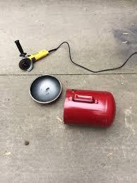 homemade propane forge bushcraft usa