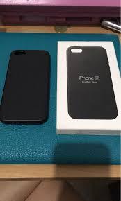 apple iphone 5 5s se original black