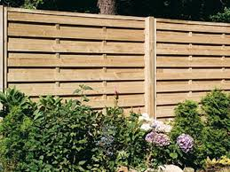 Fettes Stocks A Wide Range Of Fence Panels Including Square Horizontal