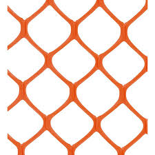 Tenax 4 Ft H X 50 Ft L Construction Hdpe Safety Fence In The Temporary Fencing Department At Lowes Com