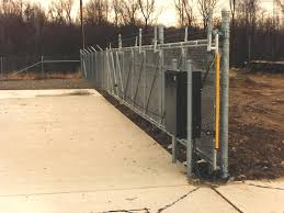 Gate Opener Chain Link Gate Opener