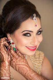 indian bridal makeup photo 68393