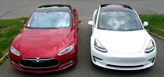 Tesla Model 3 vs Model S – VE Passion