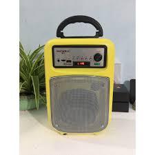 Chỉ 438,651đ Loa Karaoke Bluetooth Du Lịch SOUNDMAX M1 hàng chuẩn Fullbox  Likenew 99%