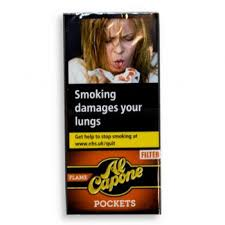 Al Capone pockets flame 3 pack