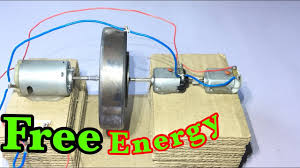 how to make free energy generator a