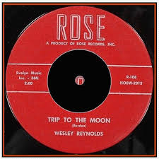 Wesley Reynolds - Trip To The Moon, Rag Mop | Music record, Record label,  Reynolds